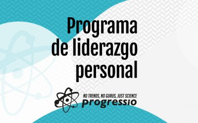 PROGRESSIO – PROGRAMA DE DESARROLLO PERSONAL Y PROFESIONAL